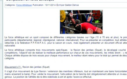 article n°2 force-passion.com